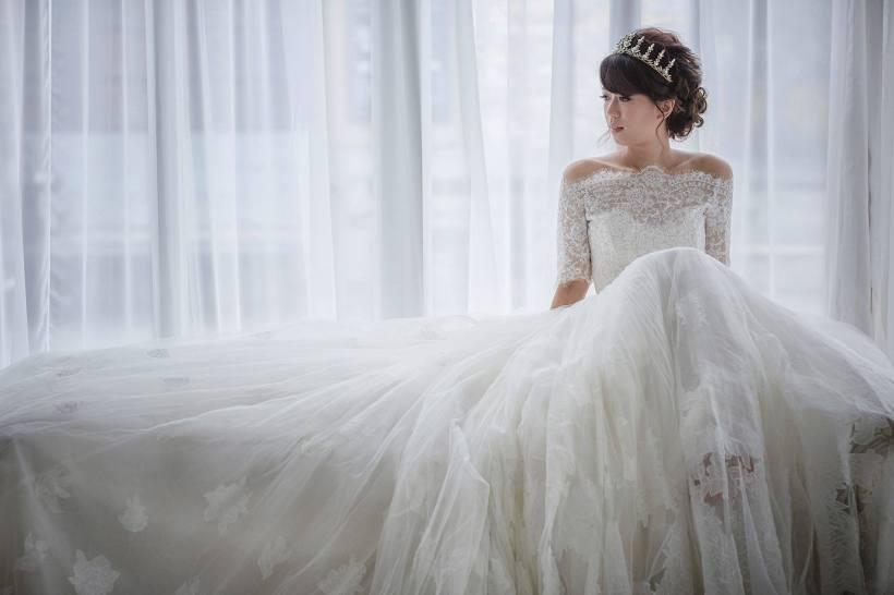 艾美婚紗工作室-禮服出租與手工婚紗